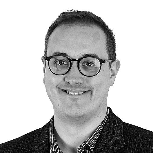 Alastair Stewart - Account Manager