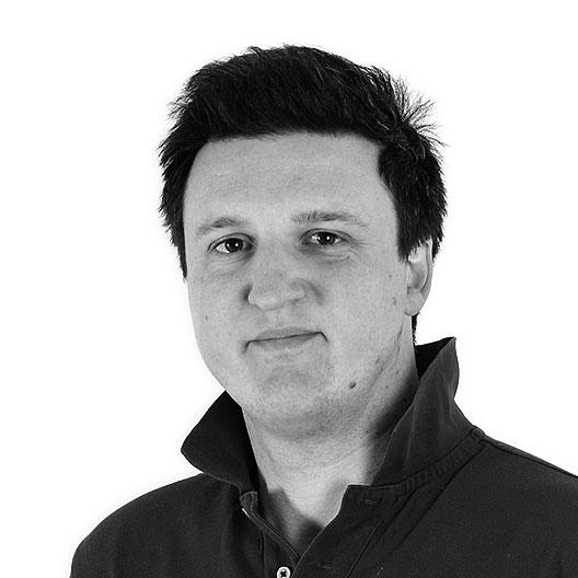 James Fullarton Tisdall - Head of Digital