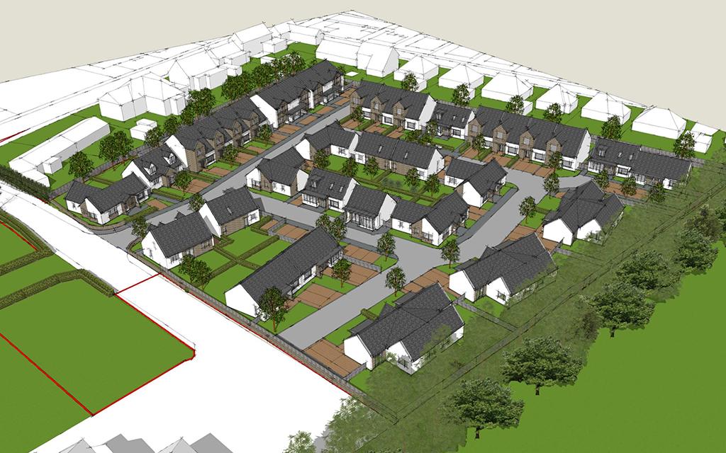 Green light for retirement living scheme in Kinross