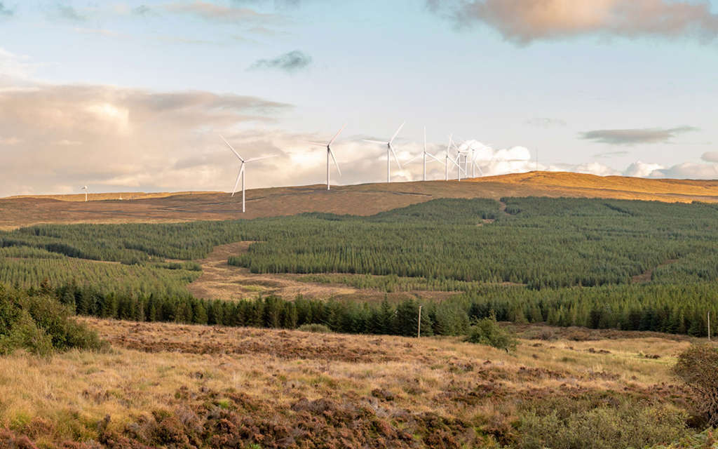 Reduced bills and community ownership on offer as Skye wind farm plans submitted