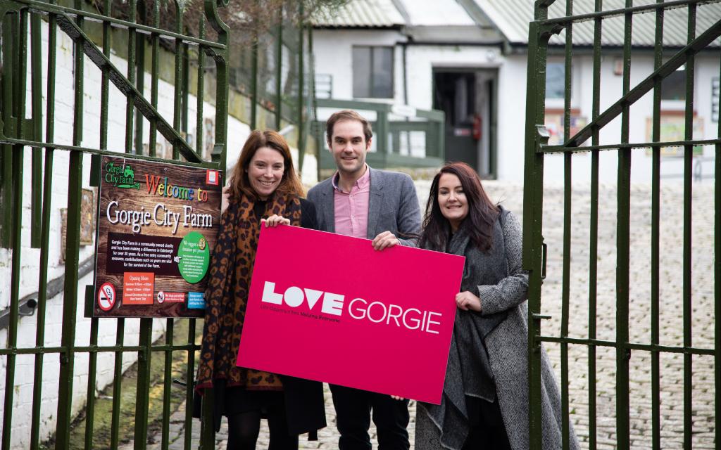 New operator chosen for former Gorgie City Farm site