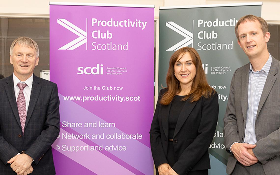 Productivity Club Scotland