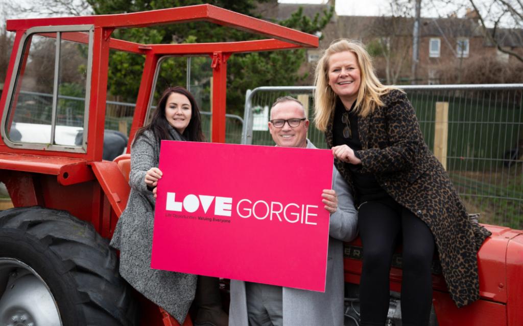 Celebrations as LOVE Gorgie Farm set to open on Saturday