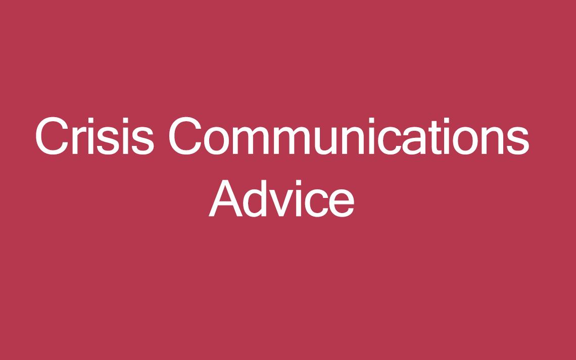 Orbit offers free crisis communications advice