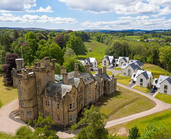 Dalnair Castle and Estate